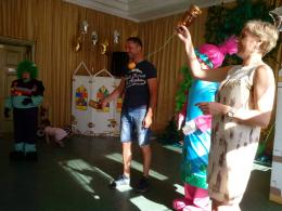 В Детско - юношеском центре праздник. Выпускной у школы раннего развития!_2