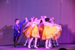 Фестиваль по хореографии